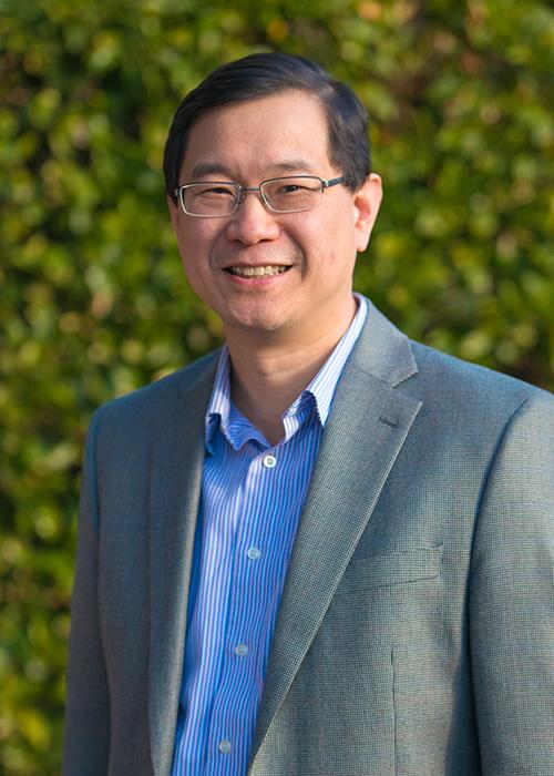Dr Keith Chan